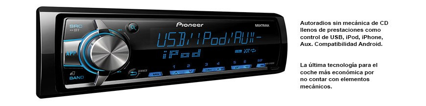 Radios Sin Mecánica