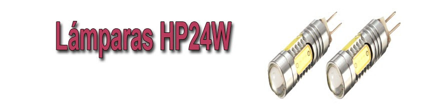 Lámparas HP24 / HP24W