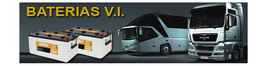 Baterías Camión y Bus
