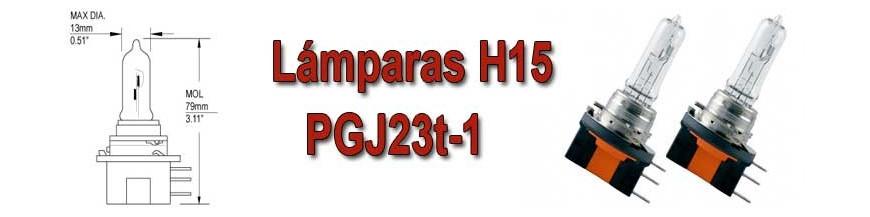 Bombillas H15