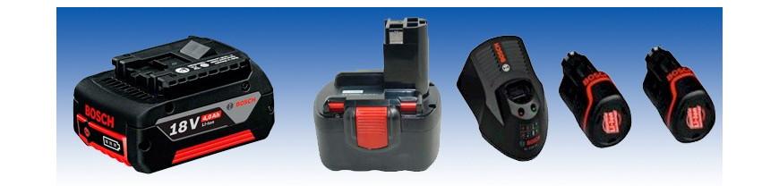 Baterías de herramienta Bosch