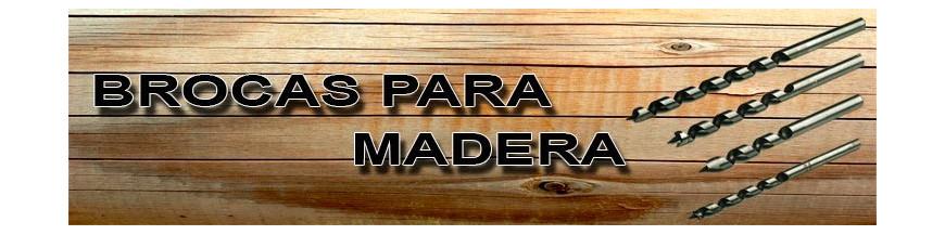 Brocas Madera
